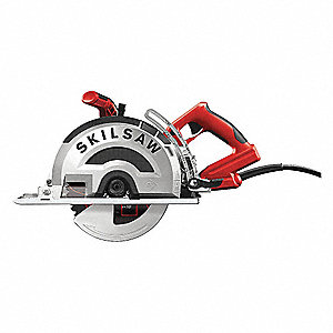 Worm Drive Circular Saw,Blade Left Side