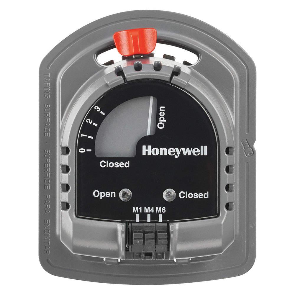 HONEYWELL Damper Motor, 24V - 48KT68|M847D-ZONE - Grainger