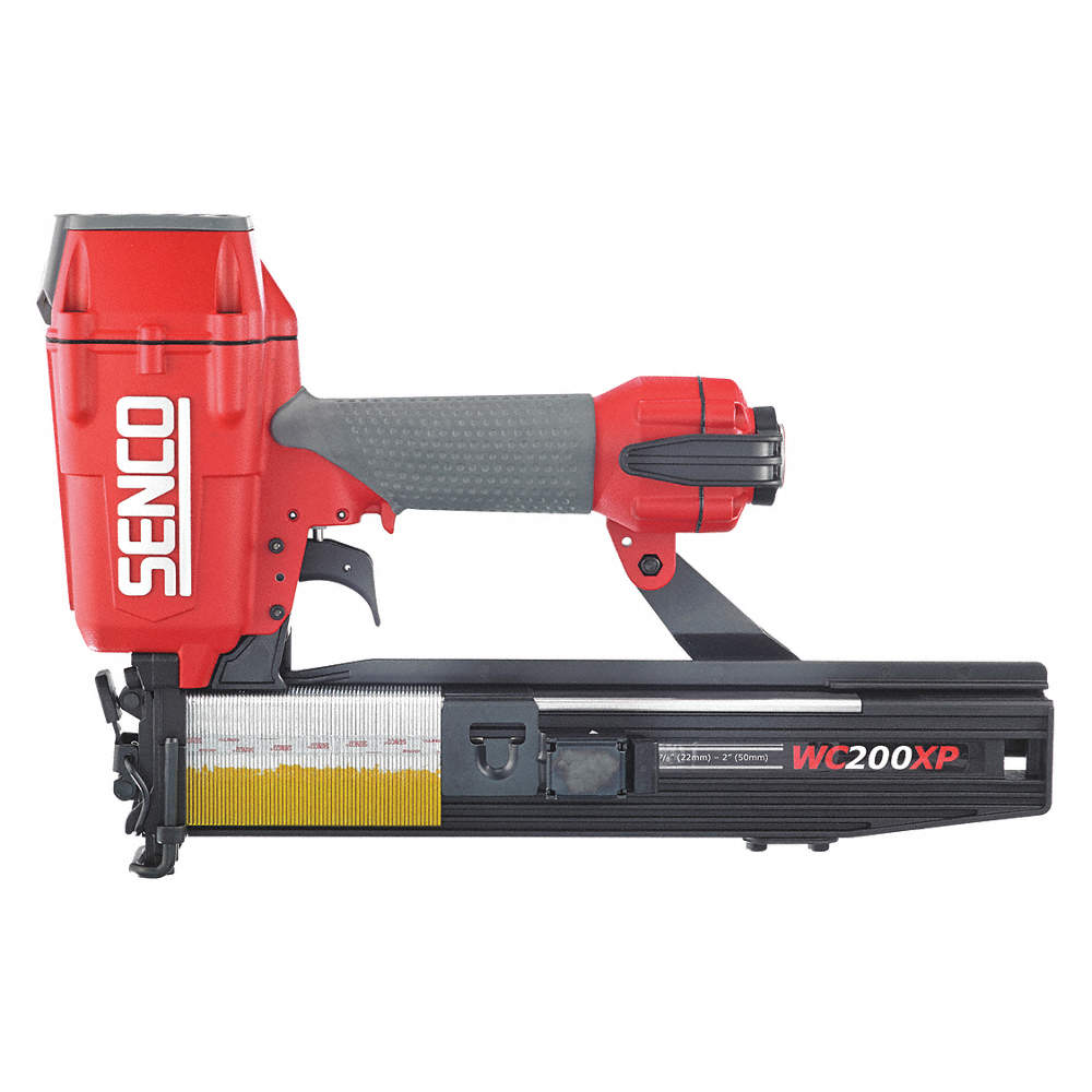 SENCO Air Framing Stapler with Fixed Exhaust, Pressure Range: 70 to ...
