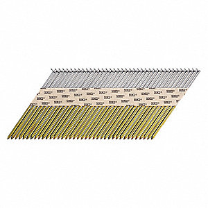 Framing Nails,10.3 ga.,3-1/2 in.L,PK2500