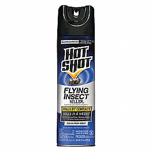 Flying Insect Killer,15 oz.,Aerosol