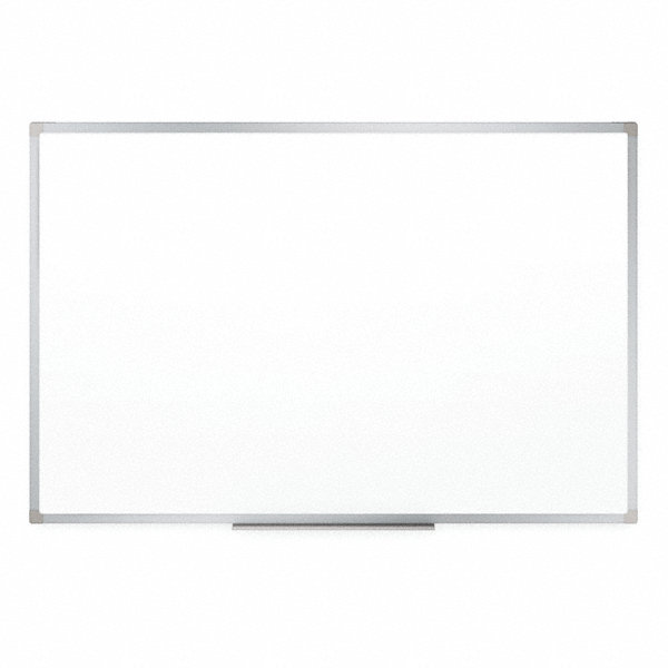 Mead Gloss Finish Melamine Dry Erase Board Wall Mounted