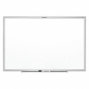 "Dry Erase Board,Wall Mounted,48""x96"""