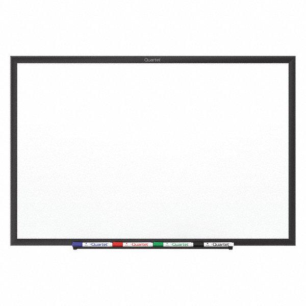 Quartet Gloss Finish Steel Dry Erase Board Wall Mounted