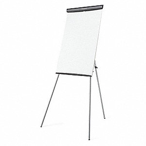 "Dry Erase Board ,Easel Mounted, ,24""x36"""
