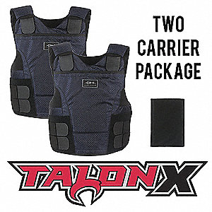 Multi-Threat Vest Pkg,S,Drk Navy,1.10psf