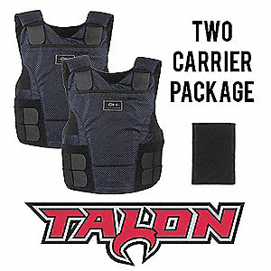 Spike Vest Package,2XLXL,0.96 psf,1.50lb