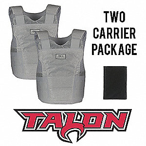 Spike Vest Package,L,0.110 in. Thick