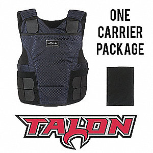 Spike Vest Package,LS,Dark Navy,1.60 lb.