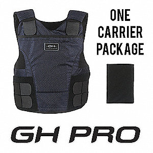 Ballistic Vest Package,Female,3.87 lb.