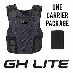 Armor Carrier, NIJ 0101.05 Level 2 Ballistics, Large Long