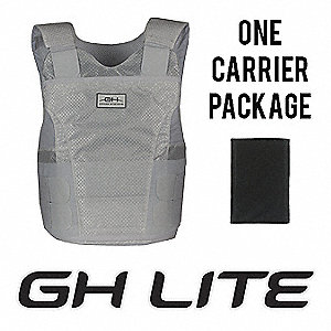 Armor Carrier, NIJ 0101.05 Level 2 Ballistics, 2X-Large Regular