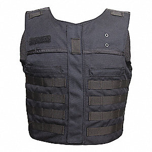Plate Carrier,Navy,2XL X-Long,3 Pockets