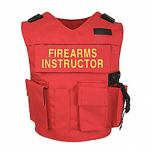 Plate Carrier,Red,S Long,External