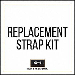 Replacement Strap Kit, For Use With Orion Concealable Carrier, Nylon