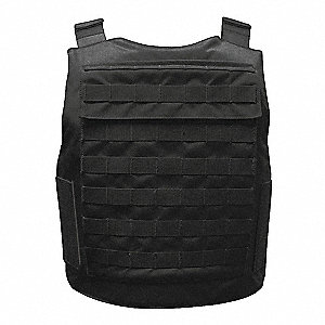 Tactical Vest,Large Reg.,MultiCam,Zipper