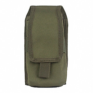 MOLLE Pouch,For Radios,Rng Green