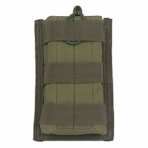 MOLLE Pouch,Open Top,Coyote