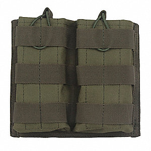 Molle Pouch, Nylon, Coyote