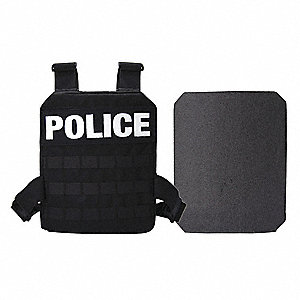 Active Shooter Kit,8.60 lb. Armor Weigh
