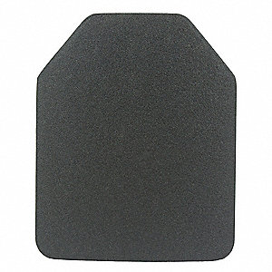 Body Plates,8 in. x 10 in.,Shooter Cut