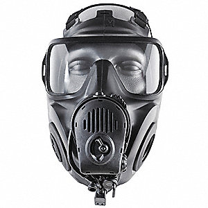 full face mask and respirator
