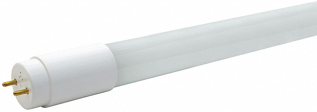 Linear LED Bulb,  UL Type A,  T8,  Medium Bi-Pin (G13),  5,000 K Color Temperature,  Lumens 2050 lm