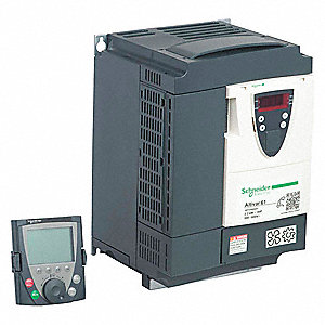 Variable Frequency Drive,3 Max. HP,3 Input Phase AC,500 to 600VAC Input Voltage