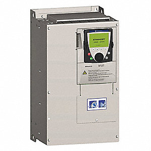 Variable Frequency Drive,30 Max. HP,3 Input Phase AC,575 to 690VAC Input Voltage