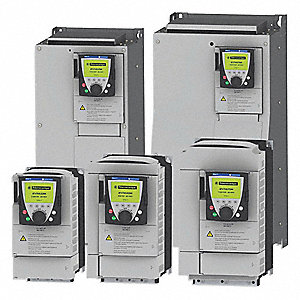Variable Frequency Drive,50 Max. HP,3 Input Phase AC,500 to 600VAC Input Voltage