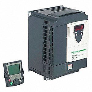 Variable Frequency Drive,10 Max. HP,3 Input Phase AC,500 to 600VAC Input Voltage