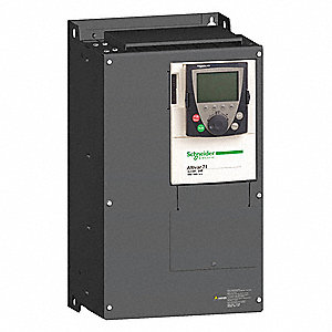 Variable Frequency Drive,10 Max. HP,3 Input Phase AC,575 to 690VAC Input Voltage