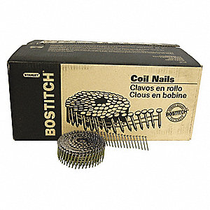 Collated Nail, 15 Gauge, 1-1/2 in. L