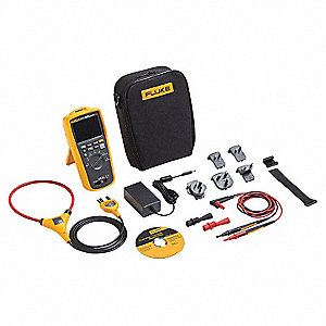 FLUKE (R) Fluke-279FC/IFLEX Full Size - General Features Digital Multimeter Kit, -14° to 392°F Temp.