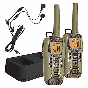 GMR5088-2CKHS Series 22-Channel FRS/GMRS LCD Portable Two Way Radio