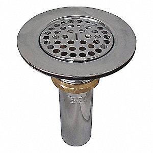 Zurn Brass Sink Drain 1 1 2 Quot Pipe Dia Drains