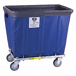 "Basket Truck, 6.0 Bushel Capacity, 22-1/2"" Overall Width, 32-1/4"" Overall Length"