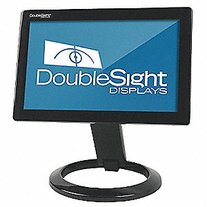 Video Monitor,LCD,7 in.,480p