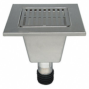 Zurn Sink Liner Floor Drains For Use With 48te66 Z1901