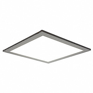 4000 Lumens 2 ft. x 2 ft.LED Recessed Troffer
