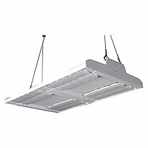 "13-3/4"" x 15-5/8"" x 3-15/32"" Linear High Bay with 23,400 Lumens and Wide Light Distribution"