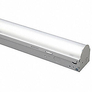 "LED Linear Luminaire, LED, 48"" Nominal Length, 3-7/64"" Nominal Width, 41.0 Max. Fixture Wattage"
