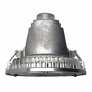 LED Security Light, Replacement for  65W HPS/MH, 120 to 277V, 5900 Lumens, 57.0 Max. Wattage