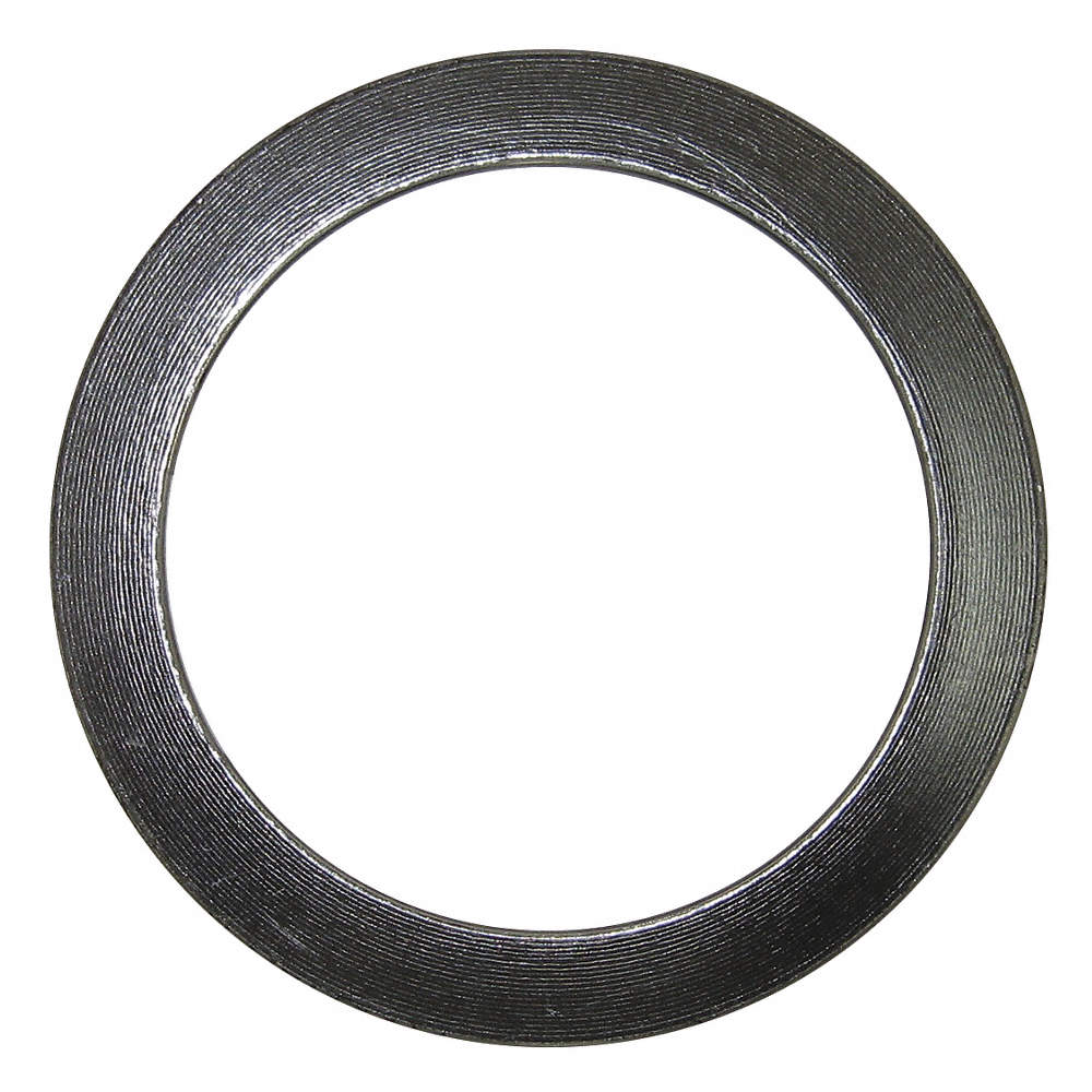 304 Stainless Steel Spiral Wound Metal Gasket, 3-13/16