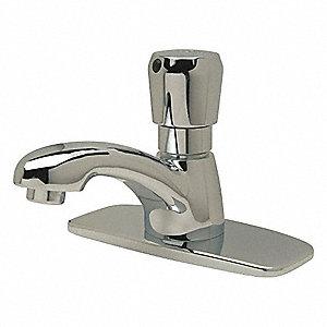 Zurn Bathroom Faucet zurn bathroom faucet,push button,threaded - 48ul51|z86100-xl-3m
