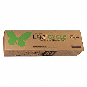 "Lamp Recycling Kit,12-1/4"" W,49"" L"