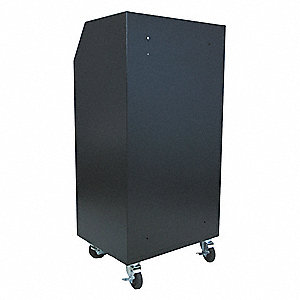 Mobile Valet Podium,100 Key Hooks
