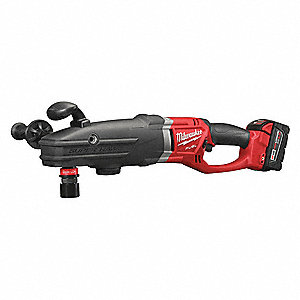 Cordless Right Angle Drill Kit,14.4 lb.