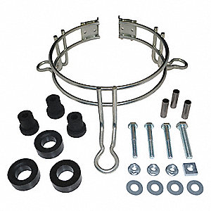 Motor Mntg Kit, w/10 in. Mounting Bracket