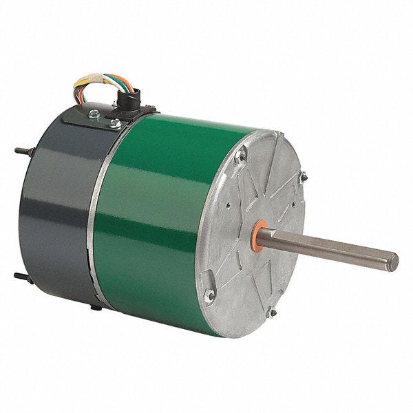 genteq 3 4 hp condenser fan motor ecm 1100 850 nameplate
